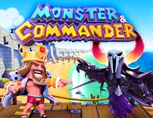 <strong>Projet: </strong> Monster & Commander
