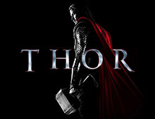 <strong>Projet: </strong>Thor