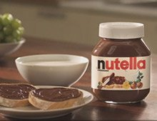 <strong>Projet: </strong>Nutella