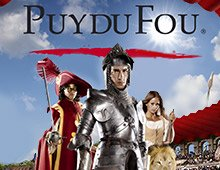 <strong>Project: </strong>Le puy du fou