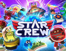 <strong>Projet: </strong> StarCrew