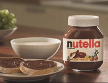 <strong>Project: </strong>Nutella