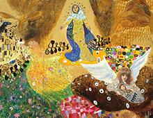 <strong>Projet: </strong>Triptik Klimt