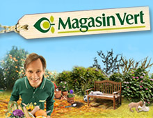<strong>Projet: </strong>Magasin vert